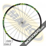 Mavic Crossmax ST 2010 Decals kit - bkstickers.com