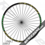 Reverse 650b Decals kit - bkstickers.com