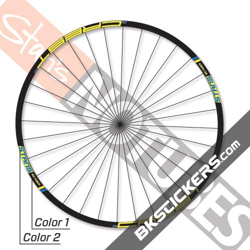 ZTR Crest MK3 Decals Kit - bkstickers.com