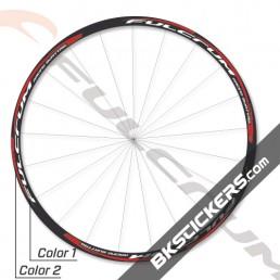 Fulcrum Racing Quattro LG Decals kit - Bkstickers.com