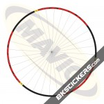 Mavic Ksyrium Decals kit - BkStickers.com - Personalize your rims