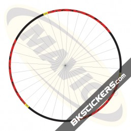 Mavic Ksyrium Decals kit - BkStickers.com - Personalize your rims