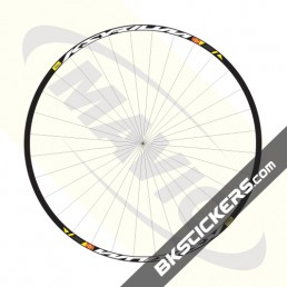 Mavic Ksyrium SL Decals kit - Bkstickers.com