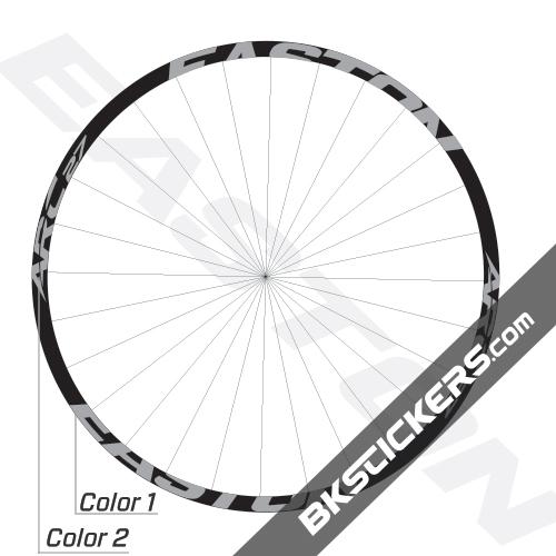 Easton ARC 27 Decals Kits - Bkstickers.com