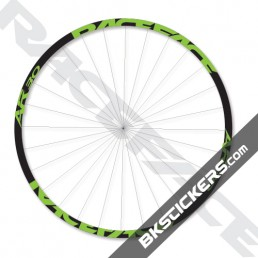 Raceface ARC 30 Decals Kits - BkStickers.com