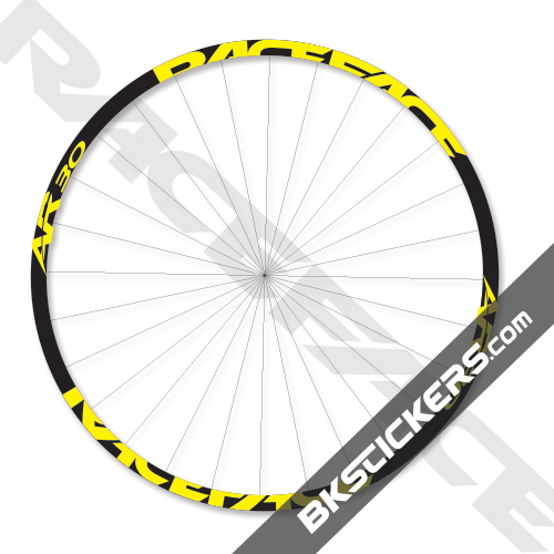 Raceface ARC 30 Decals Kits - BkStickers.com