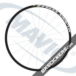 Mavic Crossmax 29er 2020 Decals kit - bkstickers.com