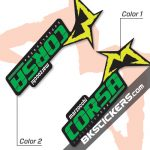 Marzocchi Corsa Superleggera Custom Black Fork - bkstickers.com