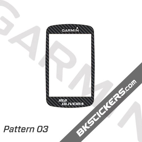 Garmin Edge 810 Skin Decal - BkStickers.com - customized gps covers