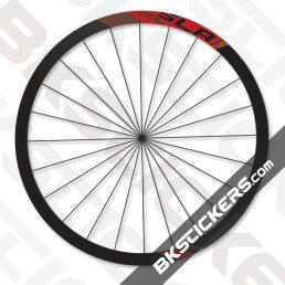 GIANT SLR 1 Disc Carbon 42 Decals Kit - BkStickers.com