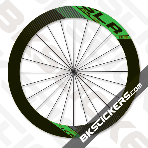 GIANT SLR 1 Disc Carbon 65 Decals Kit
