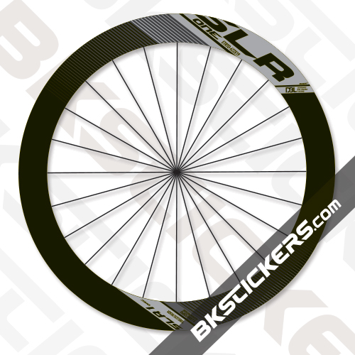GIANT SLR 1 Disc Carbon 65 Decals Kit - BkStickers.com