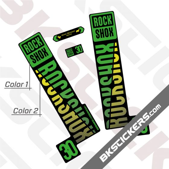 Rockshox-30-2020-Black-Fork-Decals-kit-03