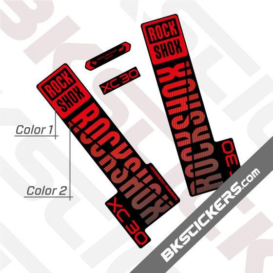 Rockshox-XC30-2020-Black-Fork-Decals-kit-02